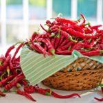 Cayenne-Pfeffer: Gewichtsabnahme und Darm entgiften