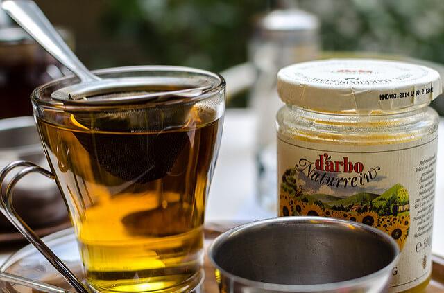 Tee für schöne Haut