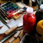 Entspannen mit Malen nach Zahlen